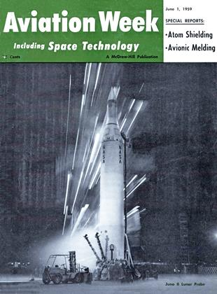 Cover for the June 1 1959 issue