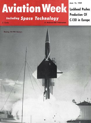 Cover for the June 15 1959 issue