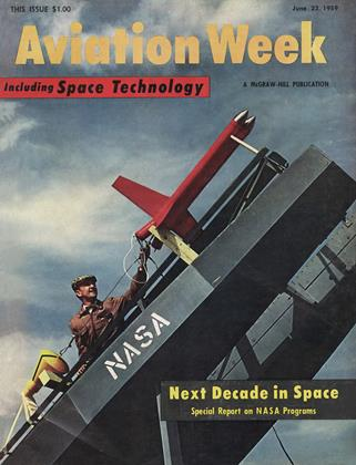 Cover for the June 22 1959 issue
