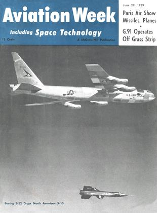 Cover for the June 29 1959 issue