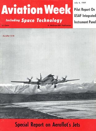 Cover for the July 6 1959 issue