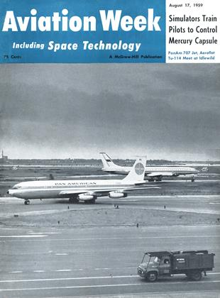 Cover for the August 17 1959 issue