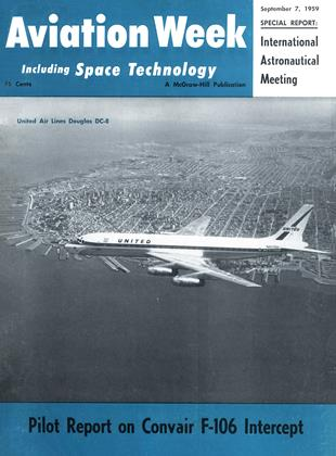 Cover for the September 7 1959 issue