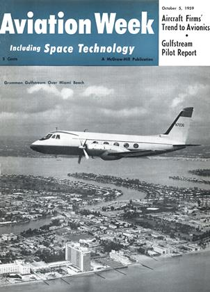 Cover for the October 5 1959 issue