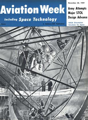 Cover for the November 30 1959 issue