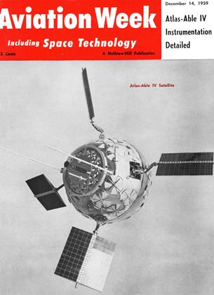 Cover for the December 14 1959 issue