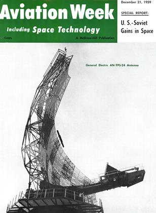 Cover for the December 21 1959 issue