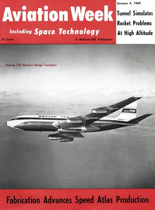 Cover for the January 4 1960 issue