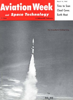 Cover for the March 14, 1960 1960 issue
