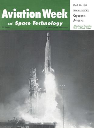 Cover for the March 28 1960 issue