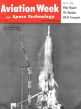 Cover for the April 4 1960 issue