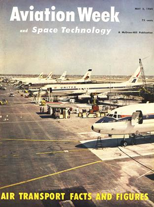 Cover for the May 2 1960 issue