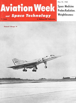 Cover for the May 23 1960 issue