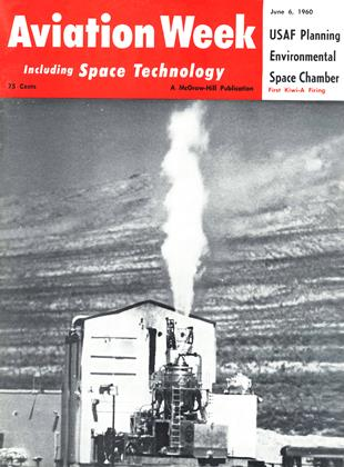 Cover for the June 6 1960 issue