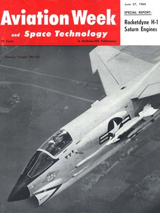 Cover for the June 27 1960 issue