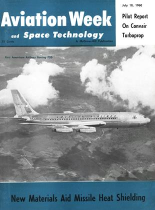 Cover for the July 18 1960 issue
