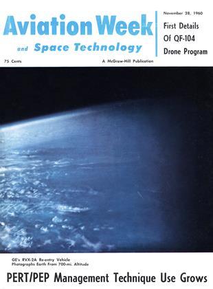 Cover for the November 28 1960 issue