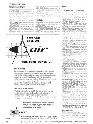 Advertisement, Page: 80 - MID-DECEMBER 1960 | Aviation Week