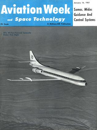 Cover for the January 16 1961 issue
