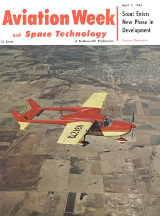 Cover for the April 3 1961 issue