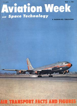 Cover for the May 1 1961 issue