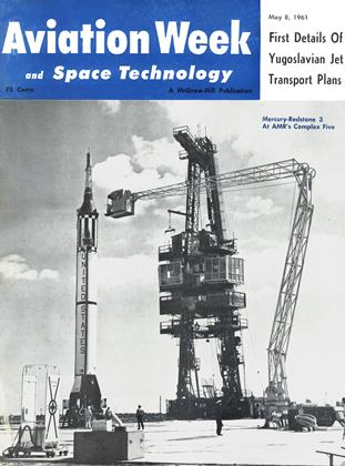 Cover for the May 8 1961 issue