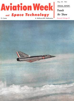 Cover for the May 29 1961 issue