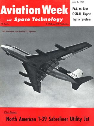Cover for the June 5 1961 issue