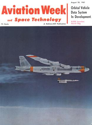 Cover for the August 28 1961 issue