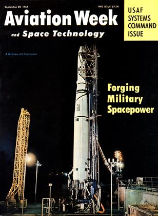 Cover for the September 25 1961 issue