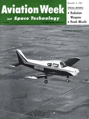Cover for the December 4 1961 issue