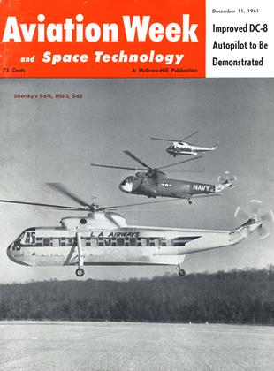 Cover for the December 11 1961 issue