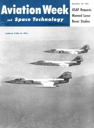 Cover for the December 18 1961 issue