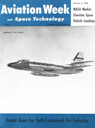 Cover for the January 8 1962 issue
