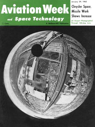 Cover for the January 29 1962 issue
