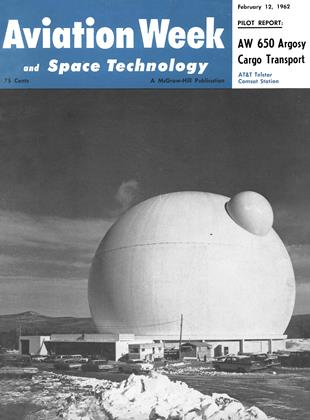 Cover for the February 12 1962 issue