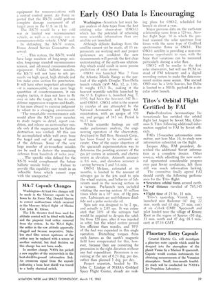 Ma-7 Capsule Changes, Page: 29 - March 19, 1962 | Aviation Week