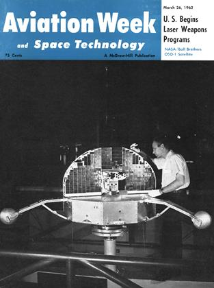 Cover for the March 26 1962 issue