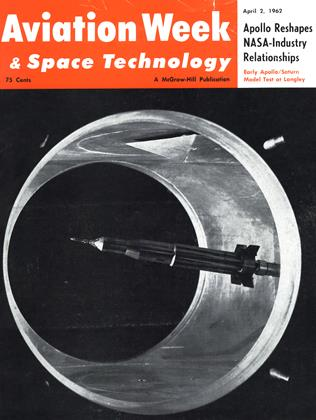 Cover for the April 2 1962 issue