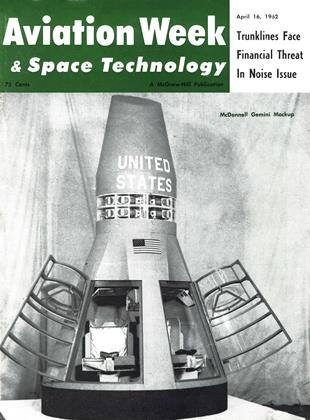 Cover for the April 16 1962 issue