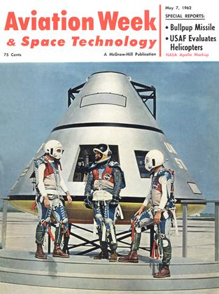 Cover for the May 7 1962 issue