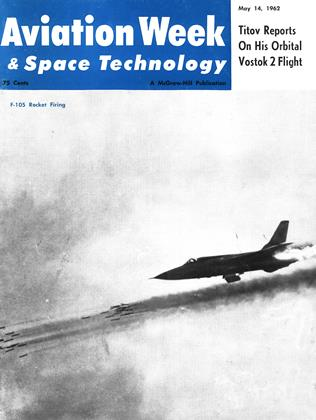 Cover for the May 14 1962 issue