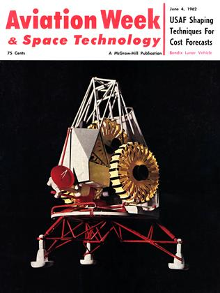 Cover for the June 4 1962 issue