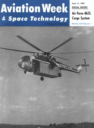 Cover for the June 11 1962 issue