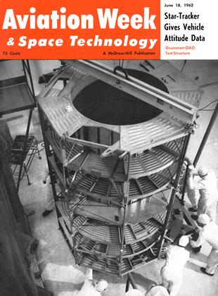Cover for the June 18 1962 issue