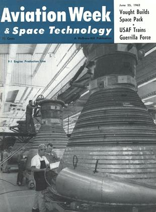 Cover for the June 25 1962 issue