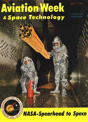 Cover for the July 2 1962 issue