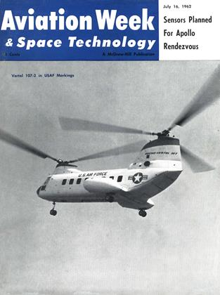 Cover for the July 16 1962 issue