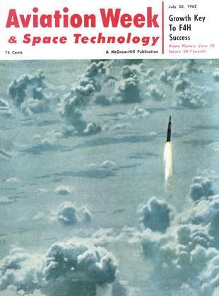 Cover for the July 30 1962 issue