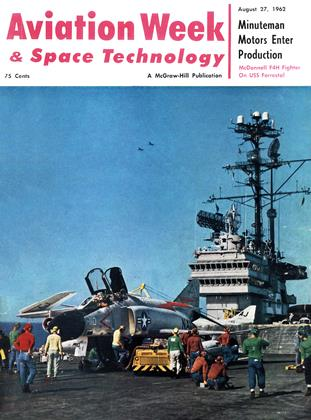Cover for the August 27 1962 issue